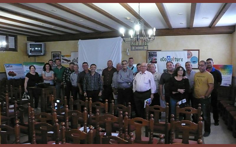 Jornada de EcoCulture en Dalías.