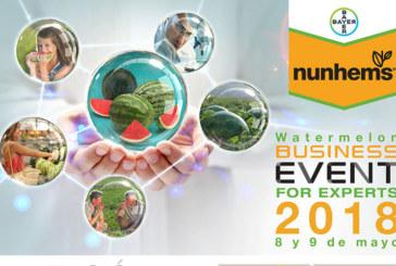 Días 8 y 9 de mayo. Evento de sandía de Nunhems en El Ejido