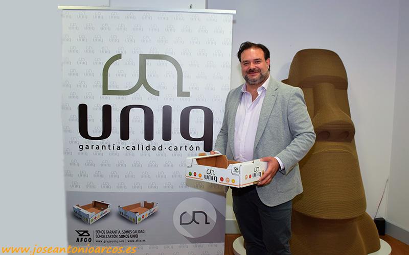 Entrevista Uniq. Un envase de cartón exclusivo para frutas y hortalizas