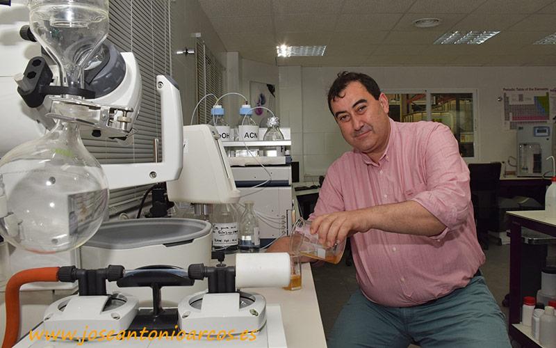 Pedro Peleato, CEO de Seipasa.