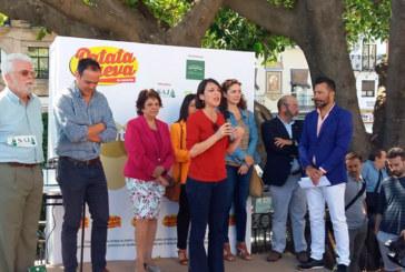 La patata temprana andaluza se reivindica frente a la vieja francesa