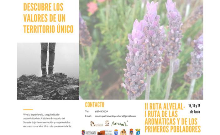 Rutas de plantas aromáticas entre Almería y Granada