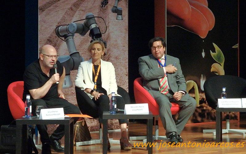 Una agricultura de precisión requiere digitalización. Agrifood Summit Málaga