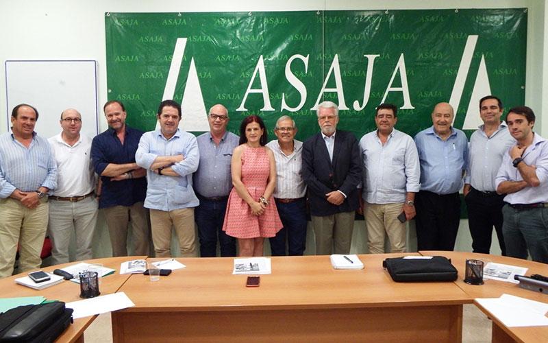 Asaja-Andalucía hace en Almería balance de las tareas pendientes