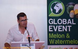 Diego Maestre, crop coordinator de melón y sandía de Rijk Zwaan.