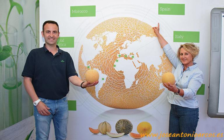 Miguel Sánchez, Seminis; y Mª Fernanda Campa, Greenyard.