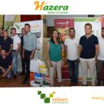 Hazera y Vellsam reúnen a 250 agricultores en su cierre de ejercicio