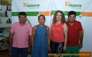 Agricultores de pimiento  de Hazera.