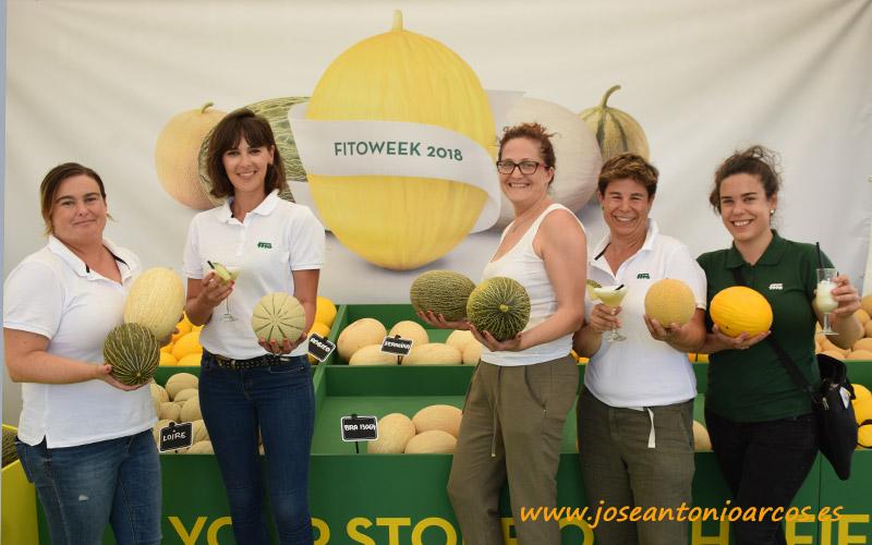 Melon Week 2018 de Semillas Fitó en Murcia.