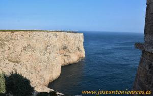 Cabo de San Vicente, Portugal.