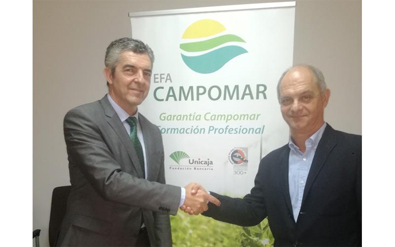 Campomar sigue creciendo de la mano de Unicaja