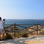 El Algarve portugués. En el extremo oeste, el Cabo de San Vicente