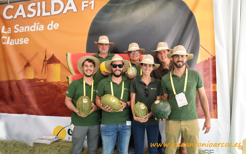 HM Clause amplía su portfolio de melones manchegos con Valeriano