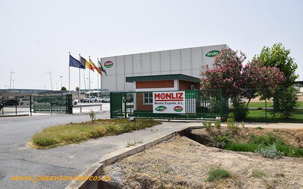 Fábrica de Monliz.