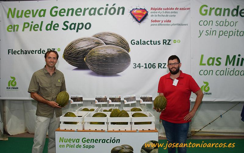 """Galactus y Flechaverde inauguran la línea """"superhéroes"""" en melón"""