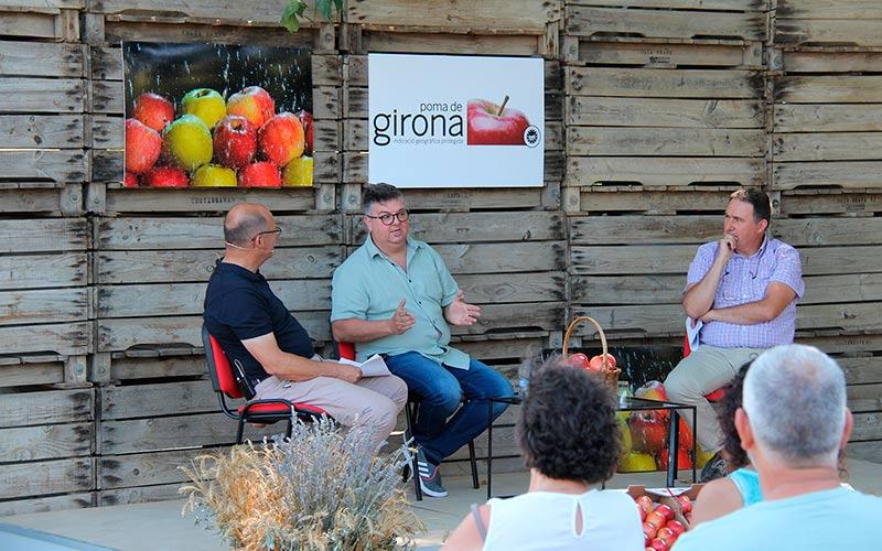 Presentación IGP Poma de Girona.