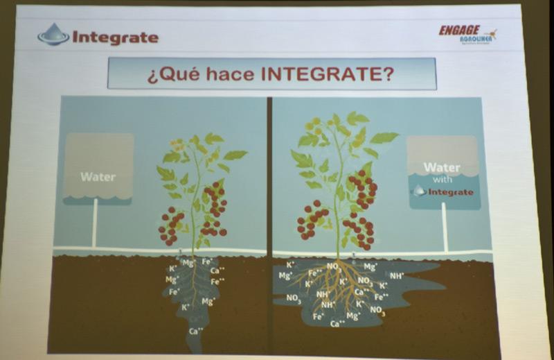 Integrate, Agroliner y Engage Agro en Tecnova.
