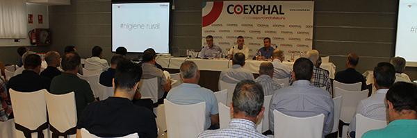 Asamblea de Coexphal campaña 2018-2019