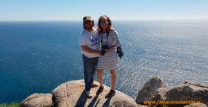 Cabo de Finisterre.