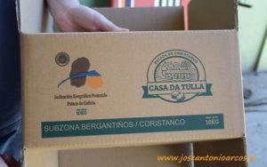 Pataca de Coristanco.