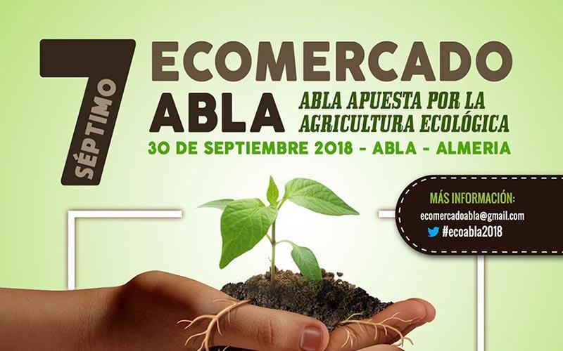 Día 30 de septiembre. Ecomercado en Abla