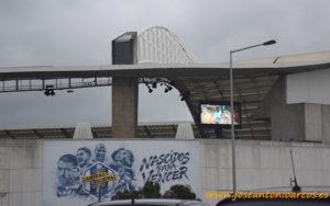 Estadio do Dragão, Oporto.