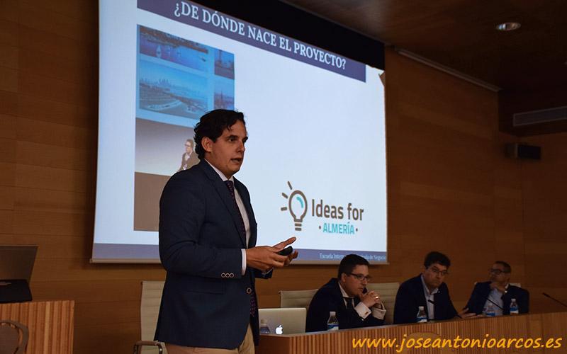 Primeros pasos de la Escuela Internacional Agrícola de Negocios de Almería