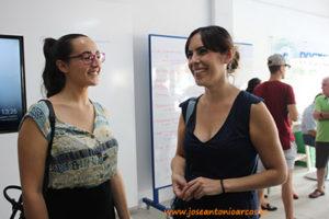 Marta Quirantes y Estrella Moya, de OVB.