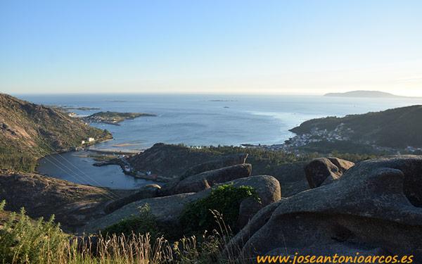 Mirador de Ézaro. Galicia.