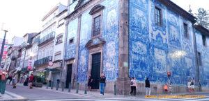 Rua de Santa Catalina.