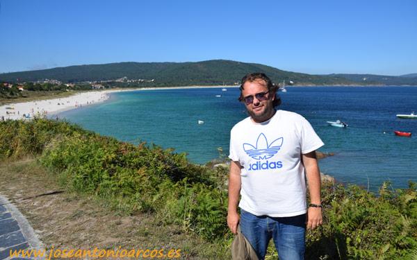 Playa de Langosteira. Finisterre. Galicia.