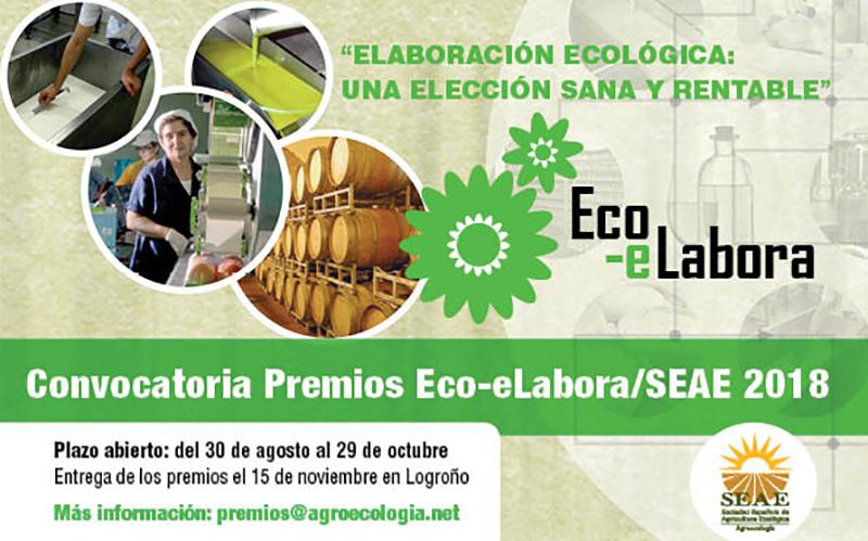 Convocados los premios ecológicos de SEAE