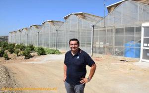 Santiago Díaz, Huerta Valle Hibri2.