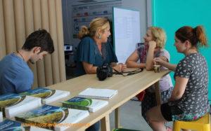 Hub de Innovación Agrícola de Nostoc Biotech en El Ejido, Almería.