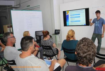 El CO2 abre el telón de conferencias del centro Nostoc en El Ejido