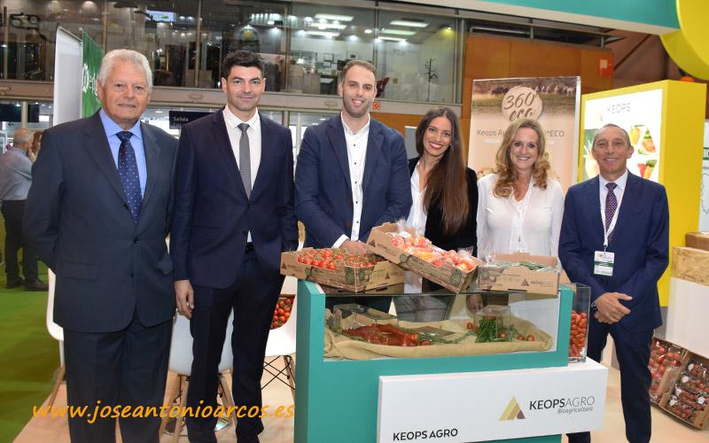 Pimiento picante, nuevo cultivo de Keops Agro