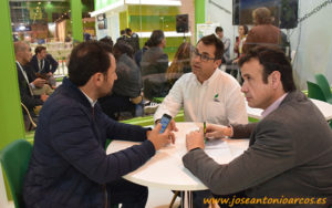 COMPO Expert en Fruit Attraction 2018.