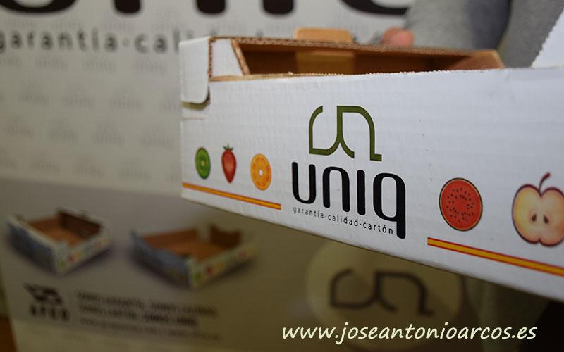 Uniq presenta en Fruit Attraction un software para embalajes