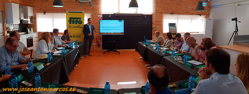 Jornada de Semillas Fitó en la Cocina de Ideas, Segovia.