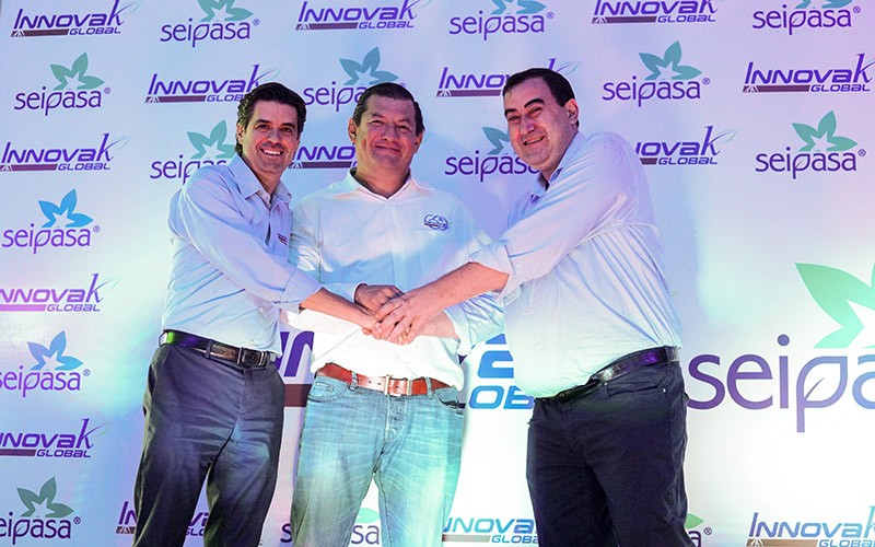 Seipasa se alía con la mexicana Innovak Global