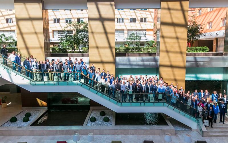 The Alltech ONE Ideas Forum Madrid