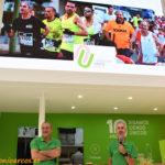 Unica ficha a Fiz y Cacho como padrinos de su Fundación