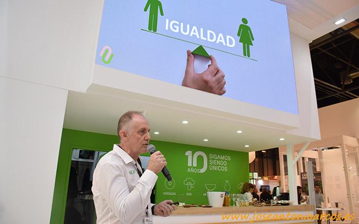 Enrique de los Ríos, gerente de Unica Group.