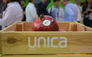 Unica Group en Fruit Attraction 2018.