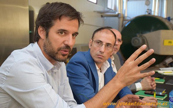 Xavi Fitó en la Cocina de Ideas.