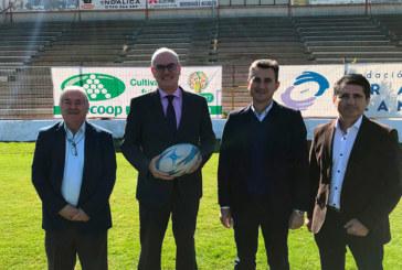 Anecoop se implica con niños discapacitados o con problemas de conducta a través del Rugby