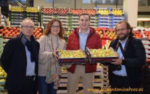 Con Pere Prats y Antoni Marrugat.