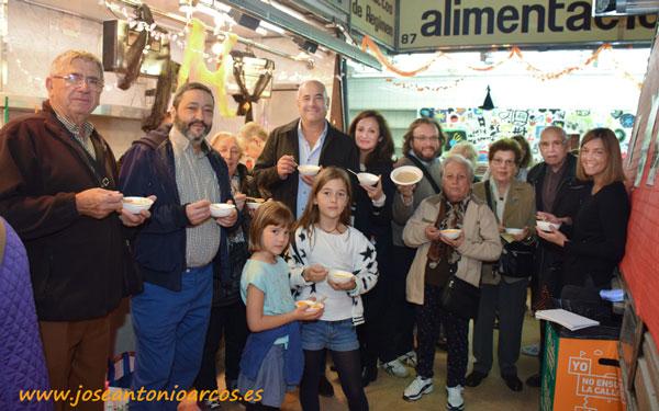 Guia de Tardor, detallistas y mayoristas de Barcelona en el Mercat del Carmel.