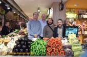 Los detallistas y mayoristas en Barcelona van de la mano