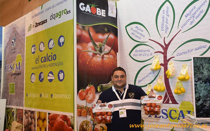 El tomate Intense de Agrícola Gaobe